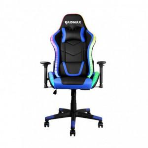 Raidmax DK925 ARGB Gaming Chair – Black/Blue