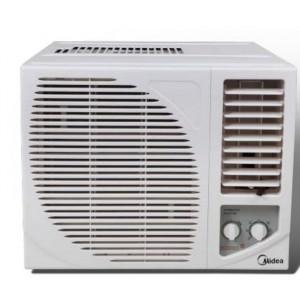 Midea Window Wall 9000 Btu Heat Pump Window Type – R410A Air Conditioner