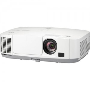 NEC NP-P451W 4500-Lumen Widescreen Multi-Region Installation Projector