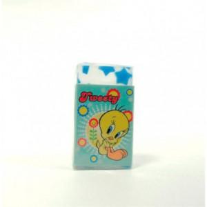 Tweety Jelly Eraser