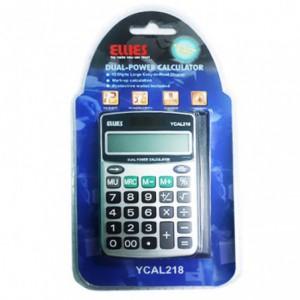 Ellies 12 Digit Dual Power Calculator