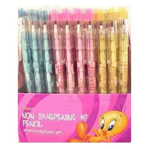 Tweety Non-Sharpening Pencil 2pcs