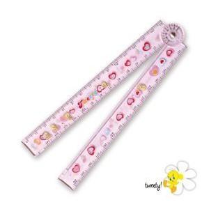 Tweety 30cm Foldable Ruler