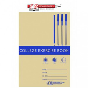 Nexx A4 College Exercise Book 32 Page