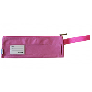 Marlin Polyester D600 1 Division 30 x 9½cm Pencil Bag Assorted Colours