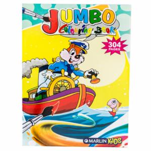 Marlin Kids Jumbo Colouring Book 304 Page