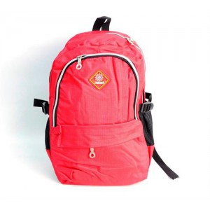 """Macaroni 15.6"""" Notebook Bag - Red"""