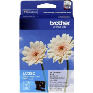 Brother Cyan Cartridge For use with MFC-J220 / DCP-J125