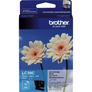 Brother DCPJ125 and MFCJ220 Yellow Cartridge
