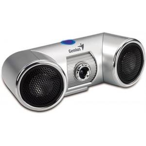 Genius Look 313 Series 330K Pixel USB Webcam With Microphone And Multimedia Hub