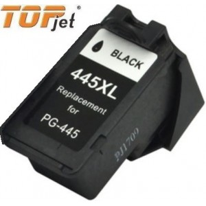 TopJet Generic Replacement Black Ink Cartridge for Canon CL445XL