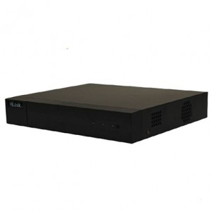 HiLook 8CH Hybrid DVR (supports 8 Analog & 2 Wireless IP Cameras)