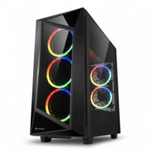 Sharkoon REV200 RGB ATX Case No PSU