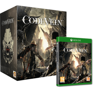 Xbox One Game Code Vein Collector's Edition