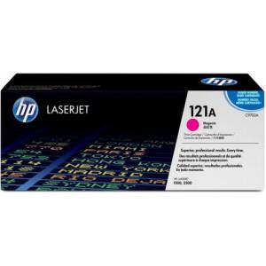 HP Original Replacement for HP 121A C9703A Magenta LaserJet Toner Cartridge
