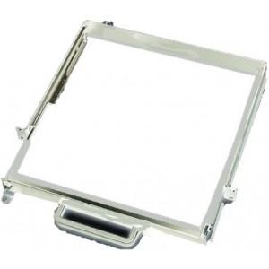 Netix IPC 1U Rack Mount Keyboard Drawer - White