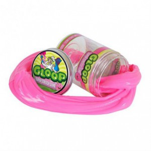 Gloop Super Stretch Pink Slime