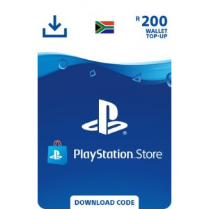 PlayStation Top up R200, Digital Code