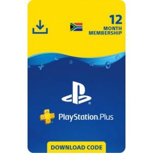Sony PlayStation Plus 12 Months - Digital Code