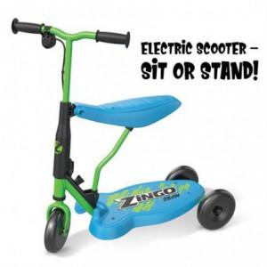 Zingo Grom 3 Wheel Electric Scooter