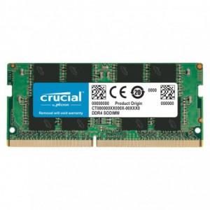 Crucial 16GB DDR4 3200 MHz SO-DIMM Single Ranked Module – Green
