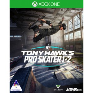 Xbox One Game Tony Hawks Pro Skater 1+2