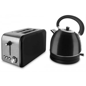 Melllerware Cordless Kettle and Toaster Combo