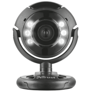 Trust TRS-16428 Spotlight Webcam Pro Black