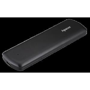 Apacer AS721 250GB External SSD Type-C USB - Black