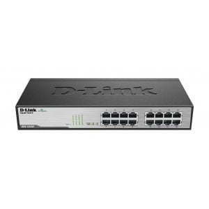 D-Link 16-Port 10/100Mbps Desktop Ethernet Switch