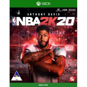 Xbox One Game NBA 2K20 Standard Edition