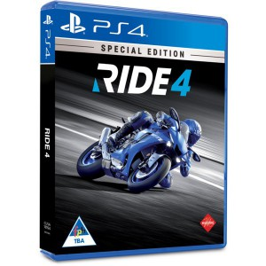 PlayStation 4 Game Ride 4 Special Edition