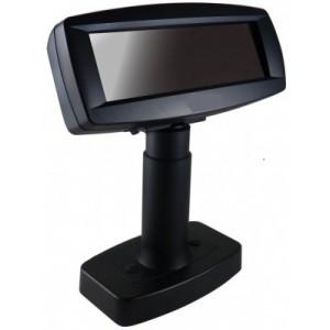 Esquire VFD-950A 3-Step Telescopic VFD Customer Pole Display
