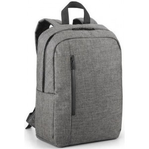 Macaroni Lightweight Multipurpose Notebook and Tablet Backpack – Grey
