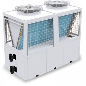 Alliance 43.4kW Cycle Heat Pump (3Ph) Top Vent