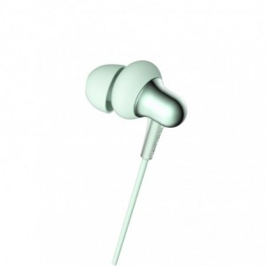 1More Stylish E1025 Dual-Dynamic Driver 3.5mm In-Ear Headphones - Green