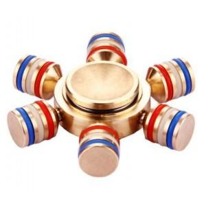 Tuff-Luv Fidget Spinner - Rule Britannia - Red /White / Blue (5055261837624)