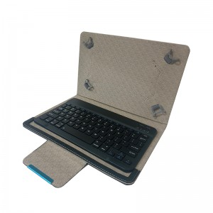 """Universal Bluetooth Wireless Keyboard Case for 9"""" - 10"""" Tablets with Bluetooth 3.0"""