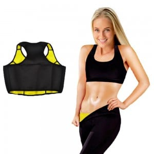 Homemark Tone Wear Body Shaping Thermo Wear Vest -Large