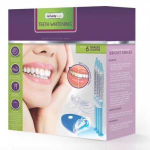 Remedy Health Professional Teeth Whitening Home Kit