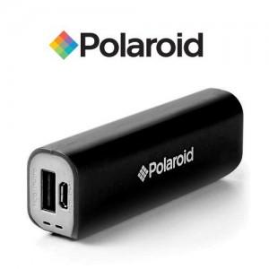 Polaroid 2200mAh External USB Power Pack - Black