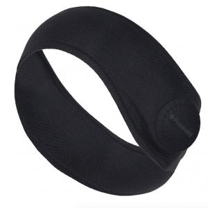 Polaroid Music Wear- Clima Cool Bluetooth Sports Headband - Black