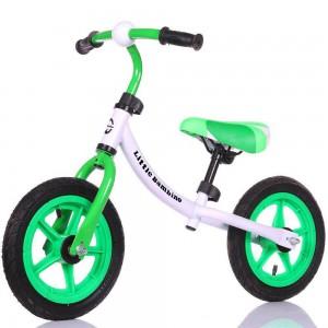 Little Bambino Bicycle Adjustable Seat - Green