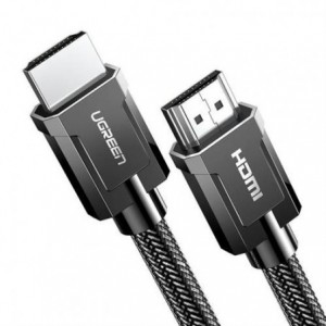 UGreen 80602 8K 60Hz 4K 120hz HDMI 2.1 Ultra High HD Cable - 3 meters