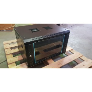 Connect 6U Cabinet, 600x450, without PDU/Fans/Cable Manager