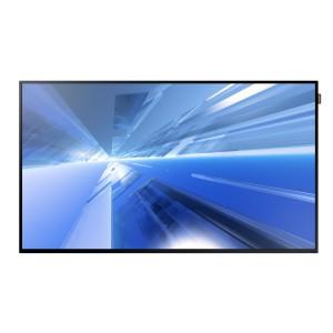 Samsung 75'' LED, 24hr, SSSPv3, DSUB/DVI/2xHDMI/USB/RJ45/RS232, 450nits, Speakers, Wifi