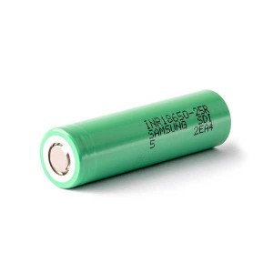 SAMSUNG INR 18650 Li-ion Rechargeable Battery 2500mAh 3.7V