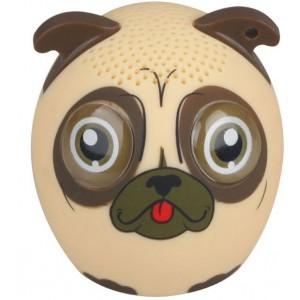 MTech My Pet Wireless Bluetooth Speaker - Pug
