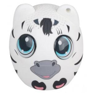 MTech My Pet Wireless Bluetooth Speaker - Zebra