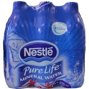 Nestle Pure Life Still 500ml 6 Bottles